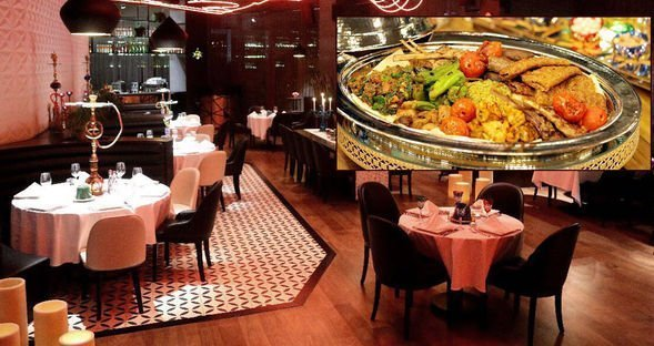 İstanbul'da Ortadoğu lezzetleri