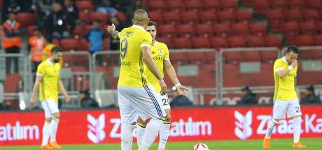 Fenerbahçe'de ciğer dürüm krizi - Akhisarspor maçının ardından...