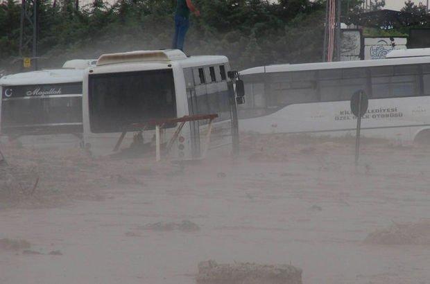 Kilis - Gaziantep karayolu