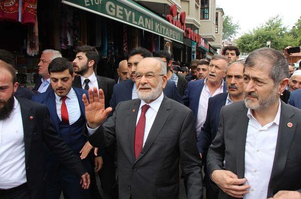 SP lideri Karamollaoğlu
