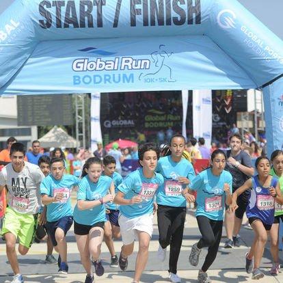 Serdar Yazıcı, Global Run Bodrum