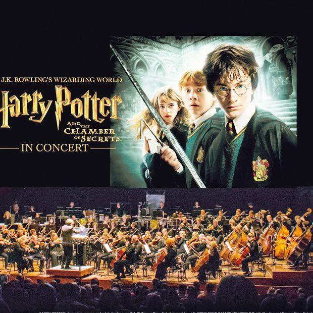 Benjamin Pope: Harry Potter'ın müzikleri büyülü