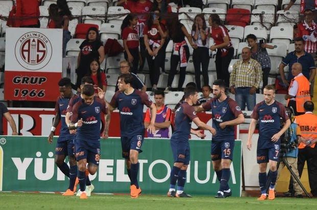 Antalyaspor - Başakşehir