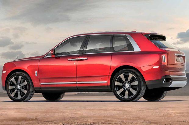 Dünyanın en pahalı SUV modeli ortaya çıktı!