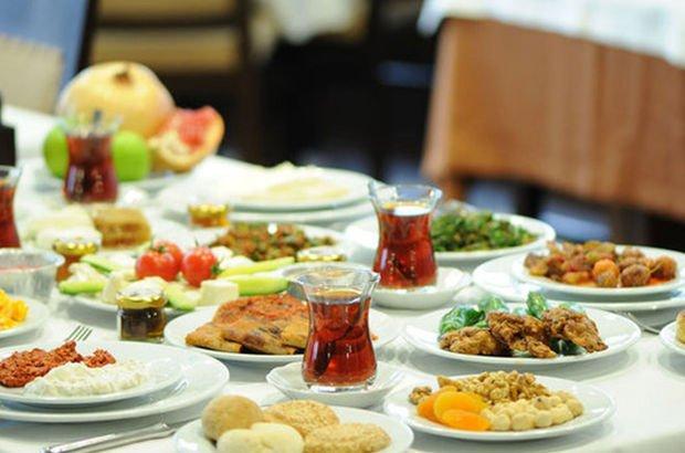 Ramazanda beslenme düzeni
