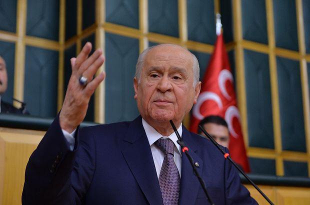 MHP Lideri Bahçeli kader kurbanları için af istedi