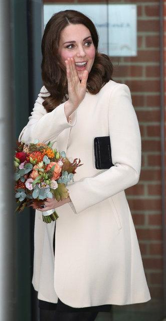 Cambridge Düşesi Kate Middleton'ın formda kalmasının sırrı nedir? İşte Kate Middleton'ın beslenme alışkanlıkları!