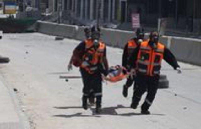 Son dakika... İsrail'in katliamına karşı direniş! Dünya Gazze'yi bu karelerle izledi!