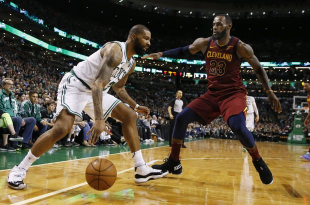 NBA Boston Celtics Cleveland Cavaliers