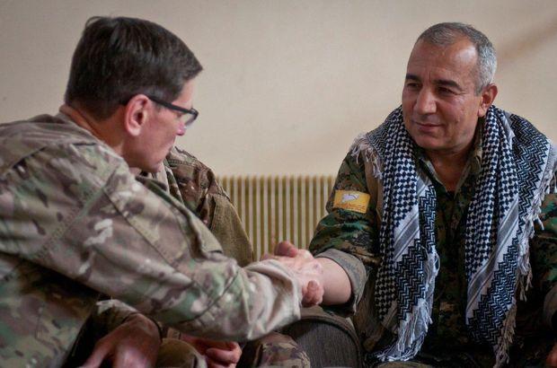 ABD'li general ve DSG'lilerin görüşmesi sosyal medyadan duyuruldu!