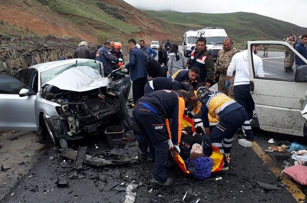 Erzurum Bingöl yolu