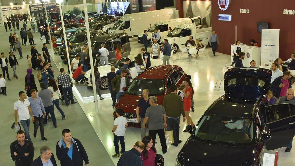"Bursa OtoShow 2018""i 42 bin kişi ziyaret etti"