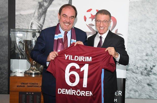 Ahmet Ağaoğlu - Yıldırım Demirören