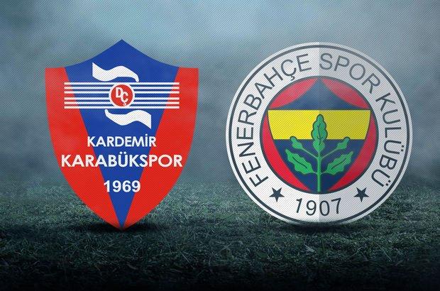 Karabükspor Fenerbahçe