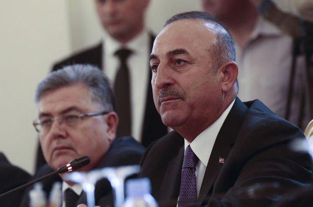 Çavuşoğlu: İsrail güçlerini lanetliyorum, bu bir katliam