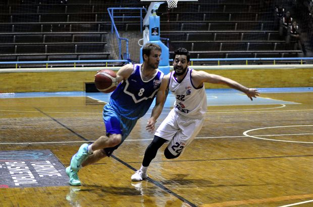 Türkiye Basketbol 1. Ligi play-off yarı final