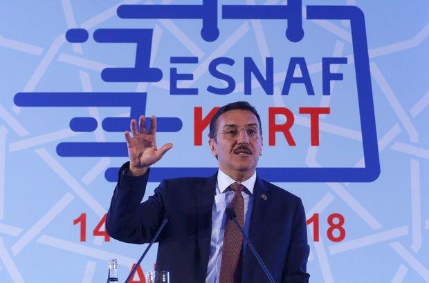 Ahmet Arslan Bülent Tüfenkci Esnaf Kart PTT