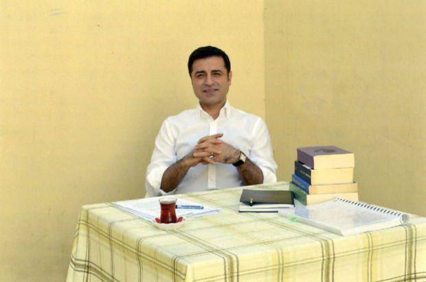 HDP seçim bildirgesi  Selahattin Demirtaş