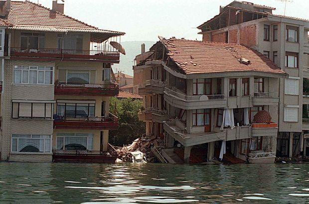 Louis Geli Deprem Marmara Bölgesi