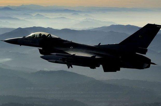 f-16 Afrin harekatı