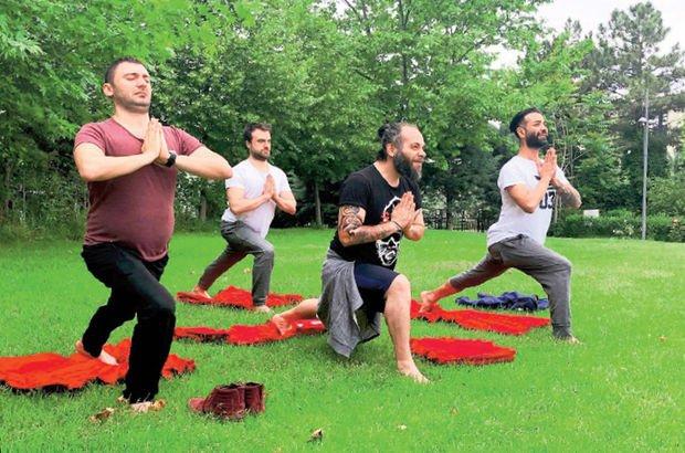 Tan Taşçı'nın turne yogası - Magazin haberleri