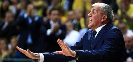 Fenerbahçe Doğuş, Zeljko Obradovic'e güveniyor
