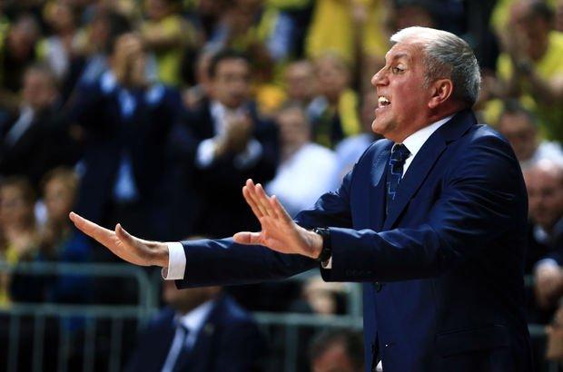 Zeljko Obradovic Fenerbahçe Doğuş