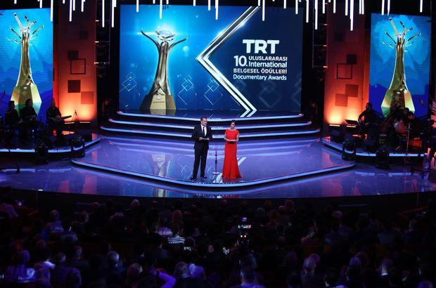 TRT Belgesel Ödülleri sahiplerini buldu