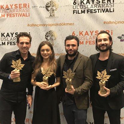 Taksim Hold'em, ödül, film, sinema