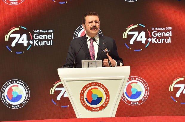Türkiye Odalar ve Borsalar Birliği, Rifat Hisarcıklıoğlu, tobb