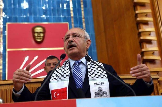 Son dakika: CHP Genel Başkanı Kemal Kılıçdaroğlu'ndan açıklamalar