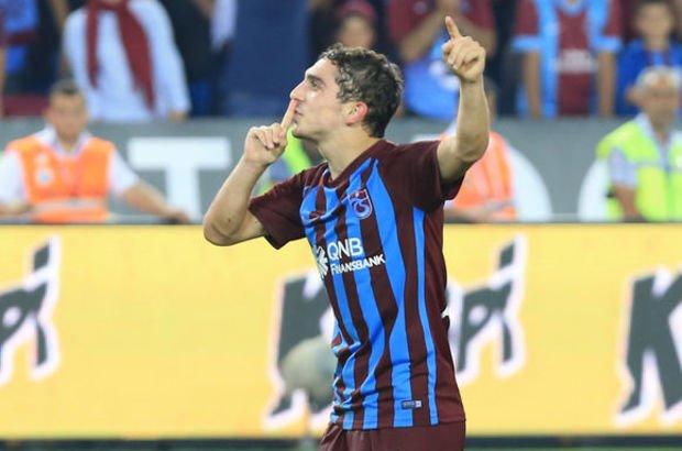 Barcelona Trabzonspor Abdülkadir Ömür