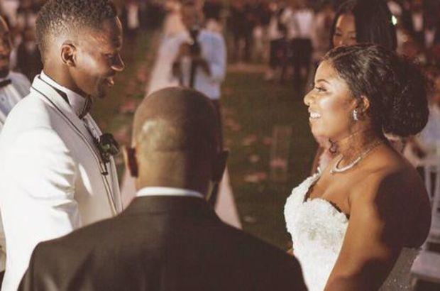 Kasımpaşalı Omeruo evlendi