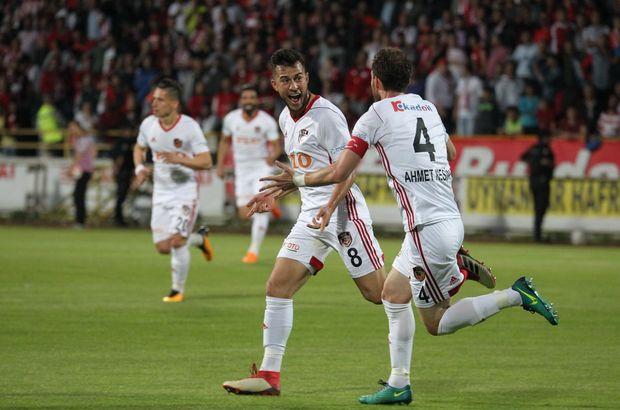 CANLI YAYIN | Boluspor-Gazişehir FK