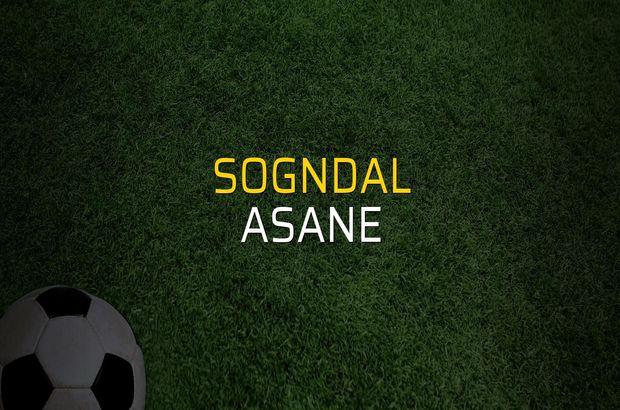 Sogndal - Asane maçı ne zaman?