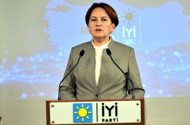 Meral Akşener Selahattin Demirtaş  HDP İYİ Parti