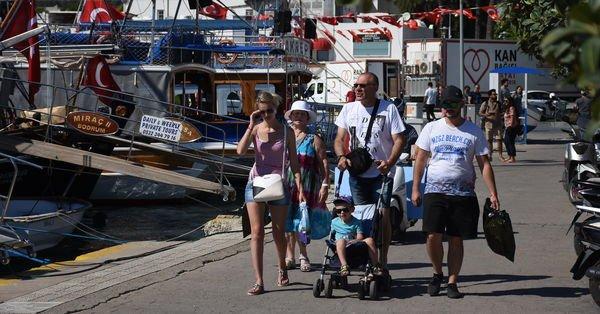 Bodrum'da rekor turist beklentisi