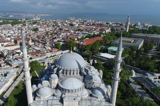 İstanbul camileri Ramazan'a hazır!