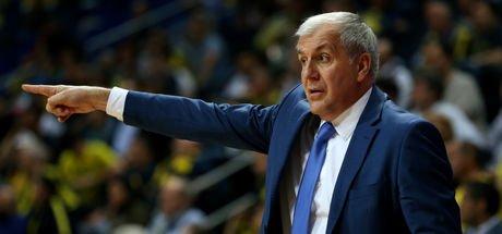 Fenerbahçe Doğuş Başantrenörü Obradovic eski öğrencilerine karşı