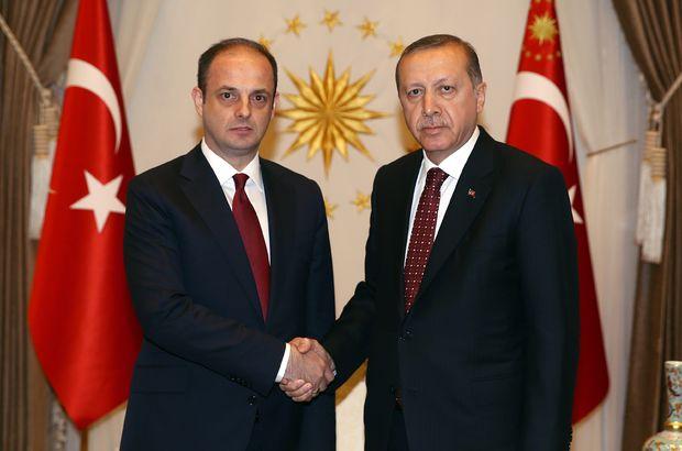 MB Başkanı Cumhurbaşkanı Erdoğan ile görüşecek