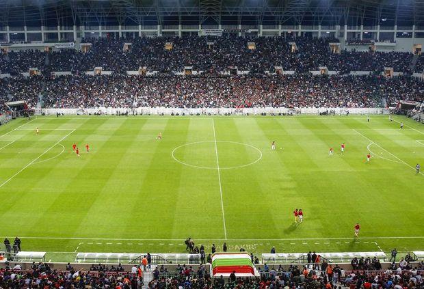 3. Lig maçında 33 bin kişilik stat doldu 62