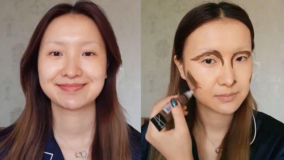 Çinli vlogger'ın inanılmaz değişimi!