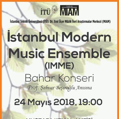 İstanbul Modern Music Ensemble, İTÜ MİAM