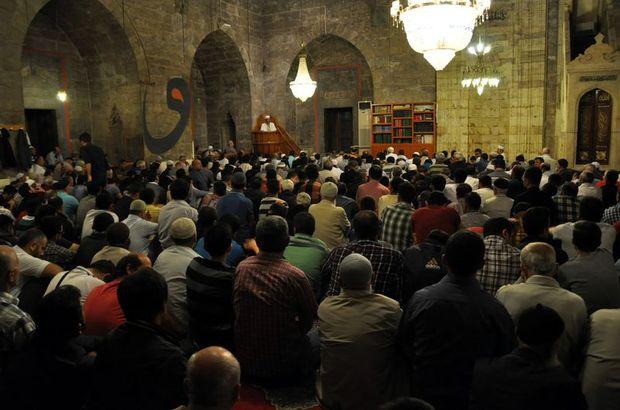 Tokat' da ilk iftar saat kaçta yapılacak