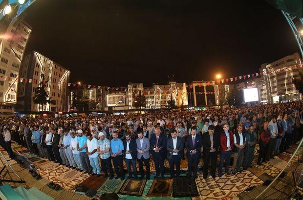 Samsun'da  ilk iftar saat kaçta yapılacak
