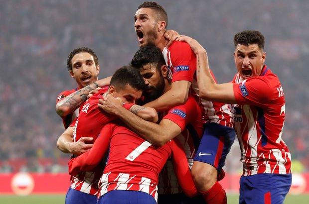 Marsiyla Atletico Madrid
