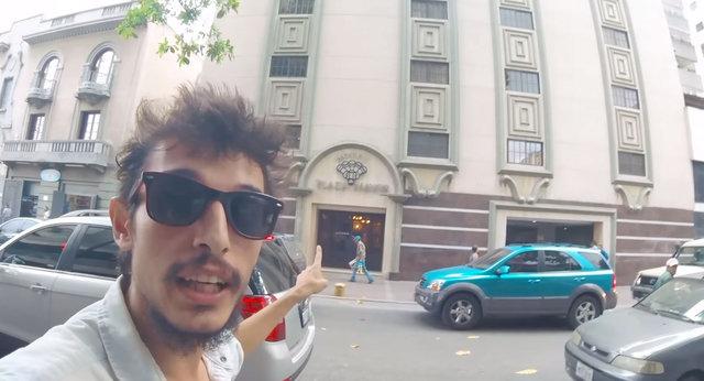 YouTube fenomeni Emre Durmuş lüks otelde günlüğü sadece 7 dolara nasıl kaldı?
