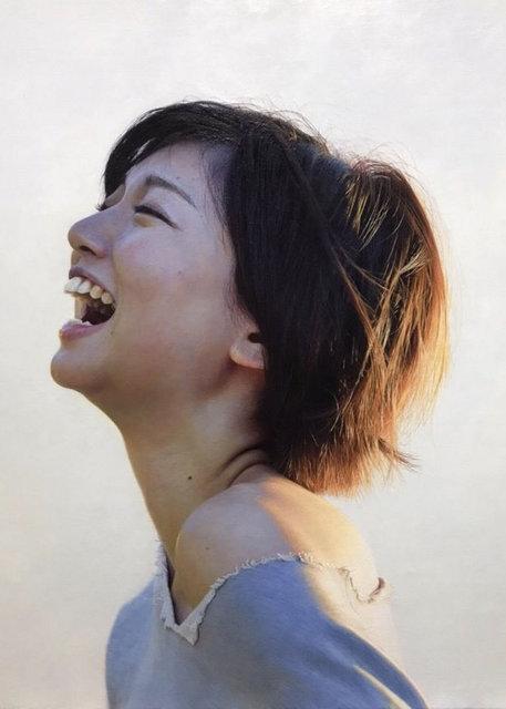 Japon sanatçının resimleri fotoğraftan ayırt edilemiyor