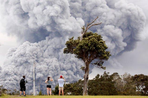 Kilauea Yanardağı