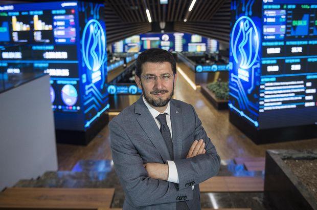 Borsa İstanbul Yönetim Kurulu Başkanı Himmet Karadağ